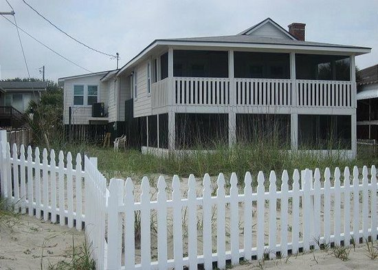 Tybee Cottages: Pelican Point - 10 N Lovell Ave