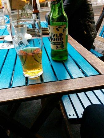 Marta: Great cider varieties