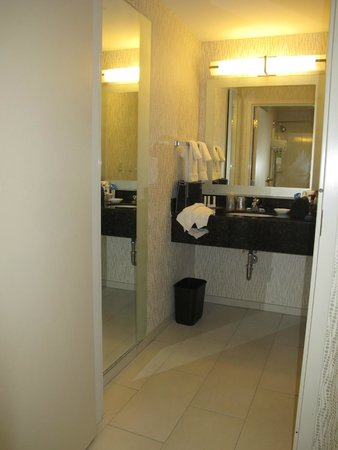 SpringHill Suites Tarrytown Westchester County: Washbasin