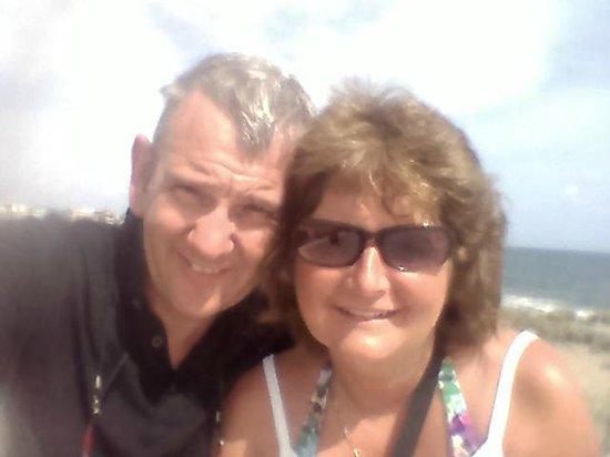 Hotel  Arenas del Mar: The Happy Couple