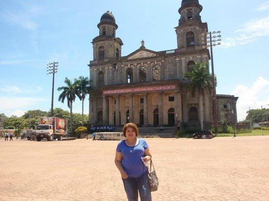 Antigua Catedral de Managua : Lugar emblematico de atesora recuerdos maravillosos