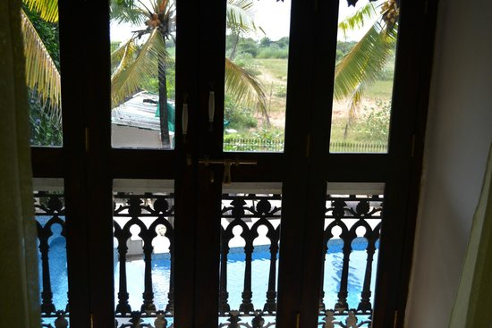 Resort Coqueiral: View from Room