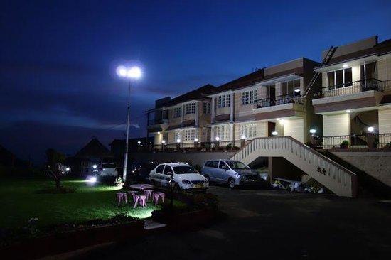 Delightz Inn: Evening View