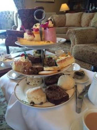 Overwater Hall: Afternoon Tea