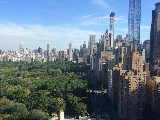 Mandarin Oriental, New York : Stunning, just stunning