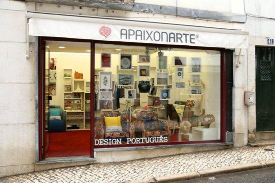 Apaixonarte - Design Portugues