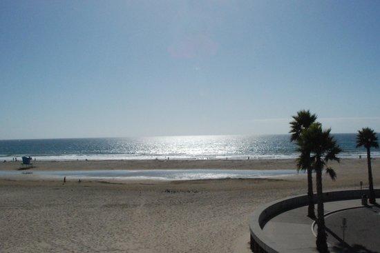 SeaVenture Beach Hotel: Restaurant View