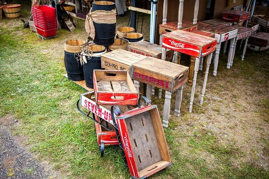 Stormville Airport Antique Show & Flea Market