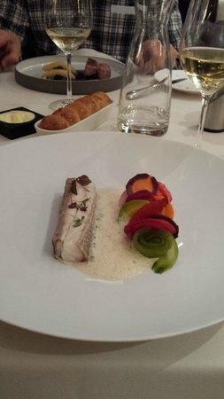 Restaurant JYS : Peixe divino!