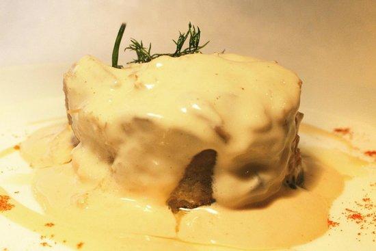 La Salvaora: piatto