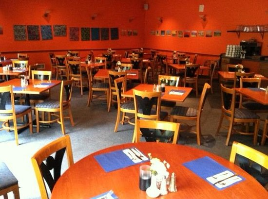 Woodridge Family Restaurant: Party Room