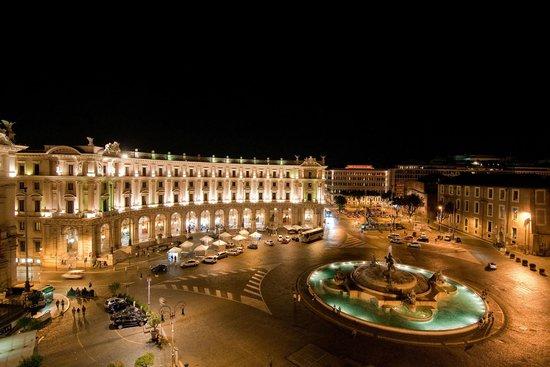 Boscolo Exedra Roma Hotel Room