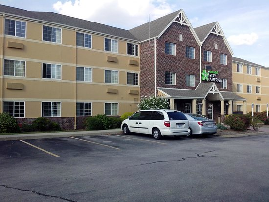 Extended Stay America - Providence - Airport: Fachada