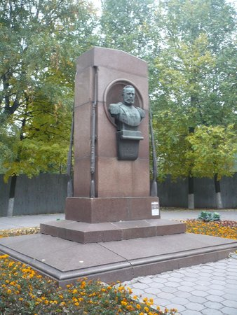 Bust to Mosin Sergey