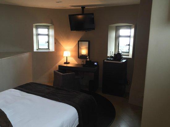 Roch Castle Hotel: De Rupe Bedroom