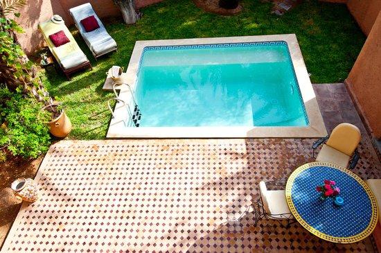 Dar Ayniwen Villa Hotel : Pool Suite