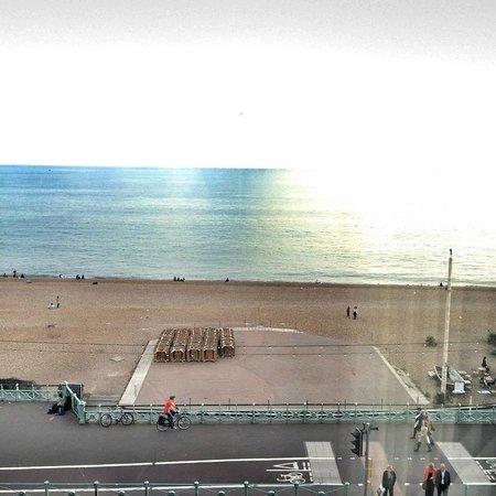 Jurys Inn Brighton Waterfront: View from room