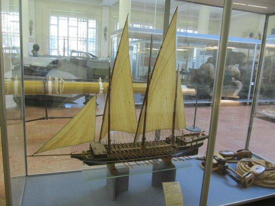 Museo Tecnico Navale della Spezia: Modello