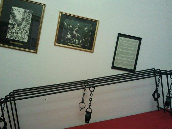 Museum of Medieval Torture : Algunos instrumentos que encuentras