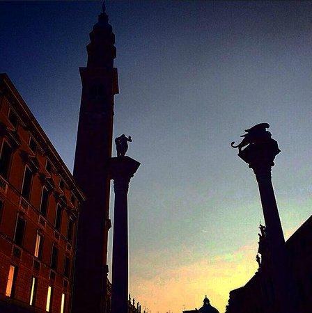 Vicenza, İtalya: Piazza dei Signori