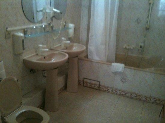 Hotel Albert: bagno
