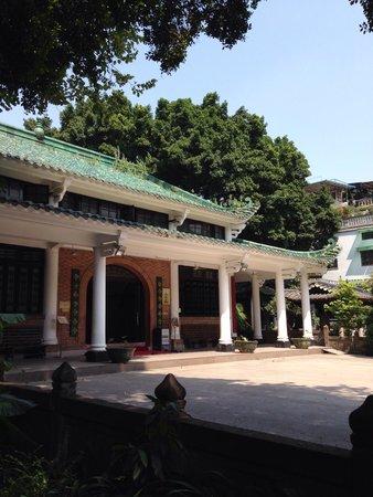 Huaisheng Mosque: Salle de prière