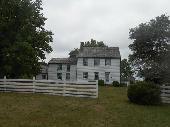 The Dr. Samuel Mudd House & Museum: Dr  Mudd  House