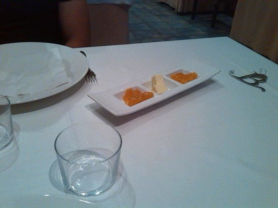 Hotel Palacio Guevara: desayuno