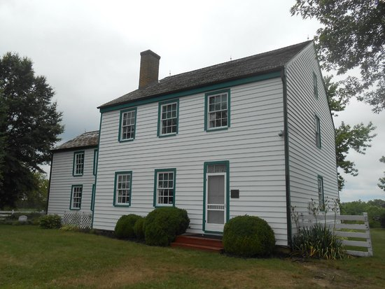 The Dr. Samuel Mudd House & Museum: The  house