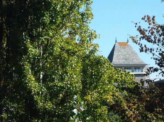 Le Domaine des Glenan: Peeping Lanroz