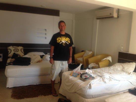 Posada Libert Hotel : De salida