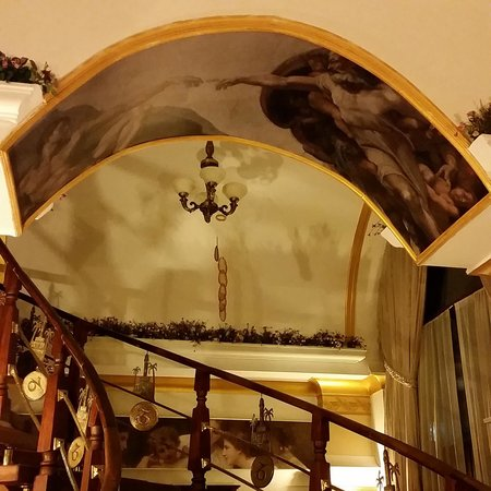 Oglakcioglu Park Boutique Hotel : Dekorasyon detayi...