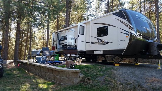 Leavenworth rv hookup