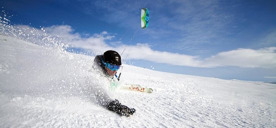 Snowkiting Centre - Day Classes