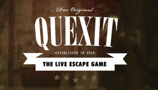 ‪QUEXIT - The Live Escape Game‬