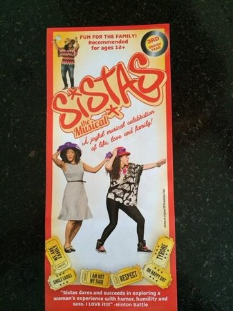 ‪Sistas the Musical at St. Luke's Theatre‬