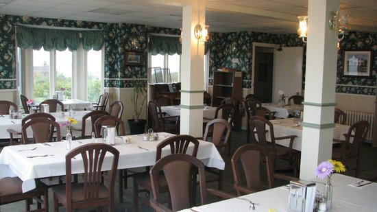 Trepassey Motel & Restaurant: Dining area