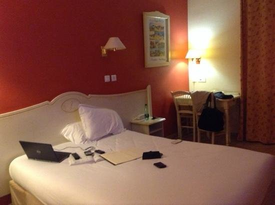 L'Etape Hotel Restaurant : Chambre
