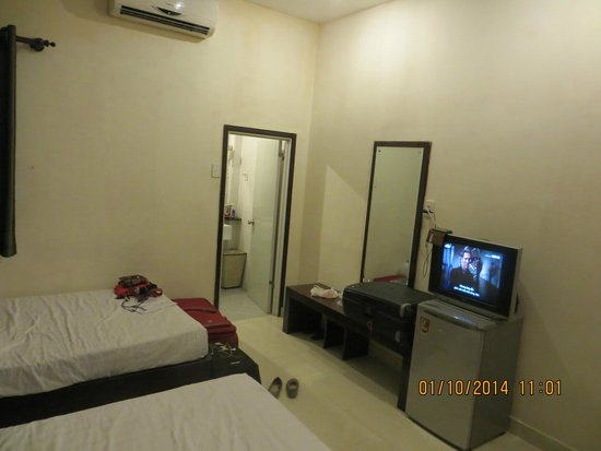 Saigon Sports 2 Hotel: Номер