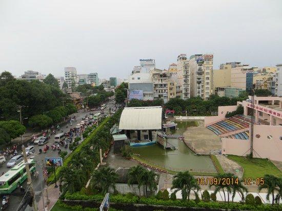 Saigon Sports 2 Hotel: Вид  из окна