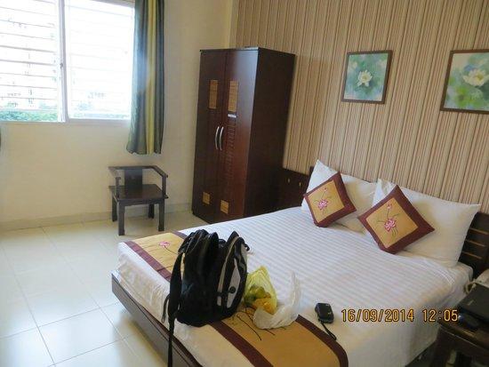 Saigon Sports 2 Hotel: Номер с нормальным окном