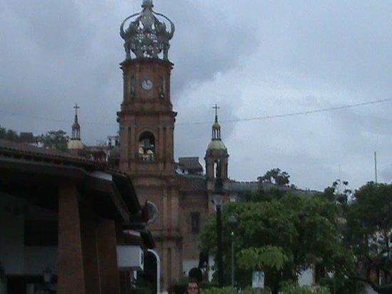 Zona Romantica: местная церковь