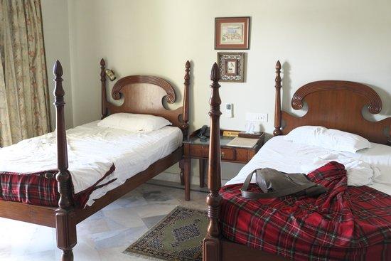 Barwara Kothi: Our room