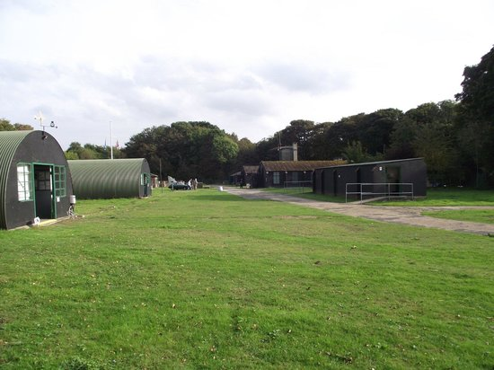 Thorpe Camp Visitor Centre: Thorpe Camp