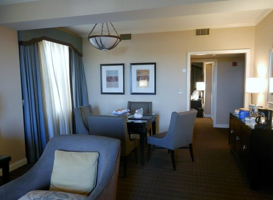 2 Bedroom Suite 7th Floor Picture Of The Chase Park Plaza Royal Sonesta St Louis Saint Louis