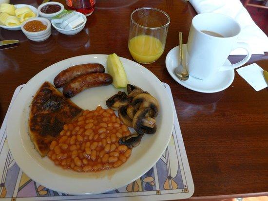 Ferintosh Guest House: Frühstück gekocht
