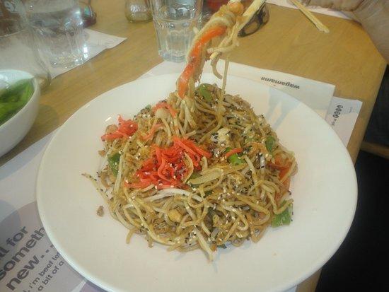 Wagamama : Yummy !