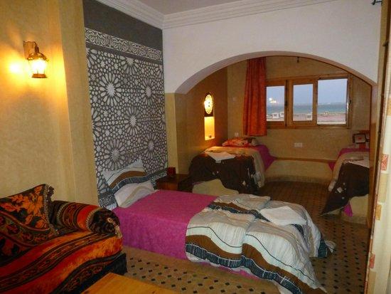 Dar Rio Oro : Appartement coté mer