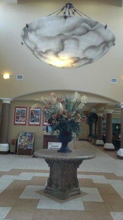 Hawthorn Suites by Wyndham Orlando Lake Buena Vista : lobby