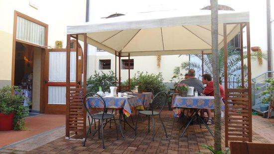 Hostel Archi Rossi: Parque